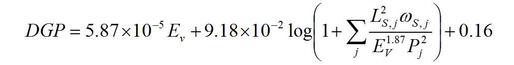 Formule du DGP